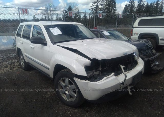 Inventory #985877295 2010 JEEP GRAND CHEROKEE
