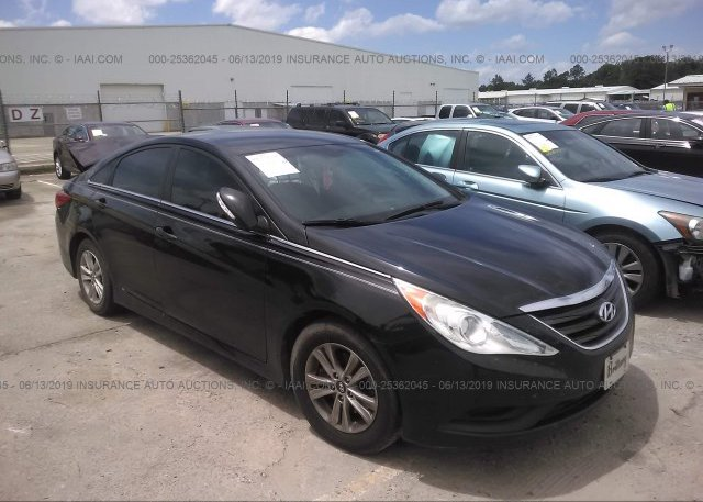 Inventory #861213312 2014 Hyundai SONATA