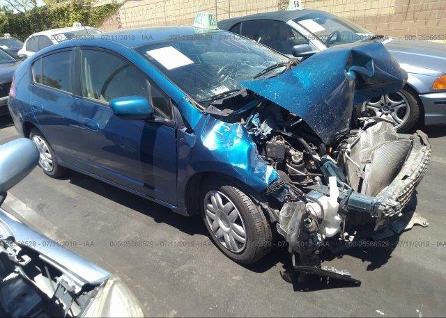 Inventory #821238034 2013 Honda INSIGHT