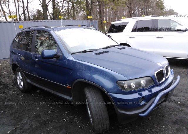 Inventory #779848052 2002 BMW X5