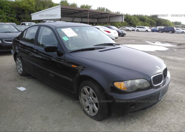 Inventory #861556633 2002 BMW 325