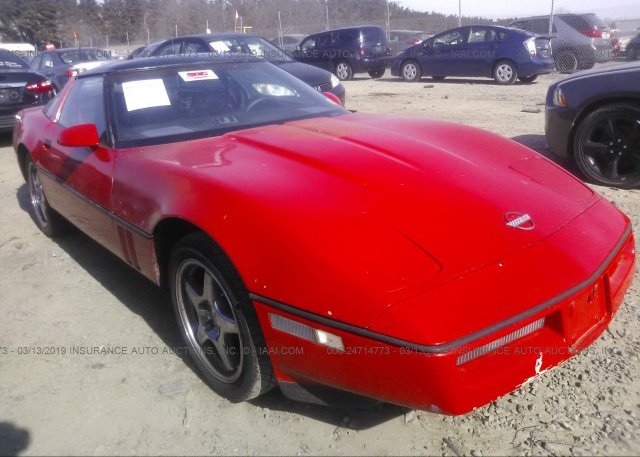 Inventory #965424470 1984 Chevrolet CORVETTE