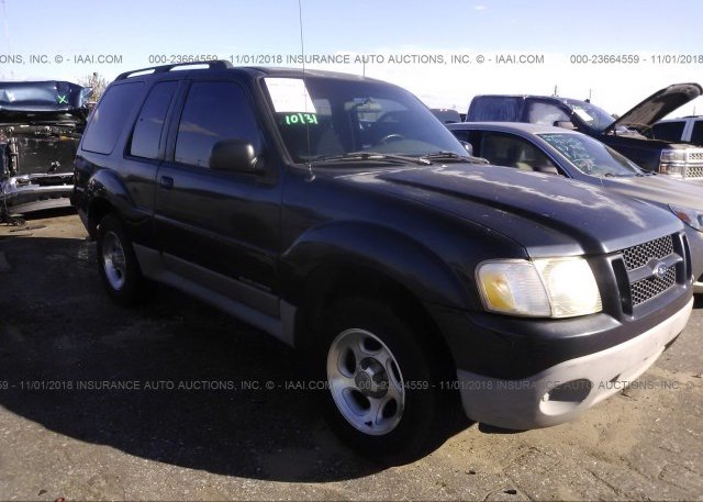 Inventory #471424396 2001 FORD EXPLORER