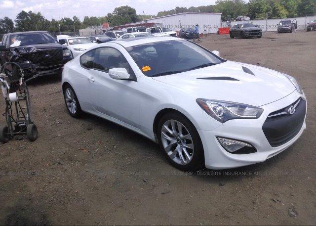 Inventory #492946875 2013 Hyundai GENESIS COUPE