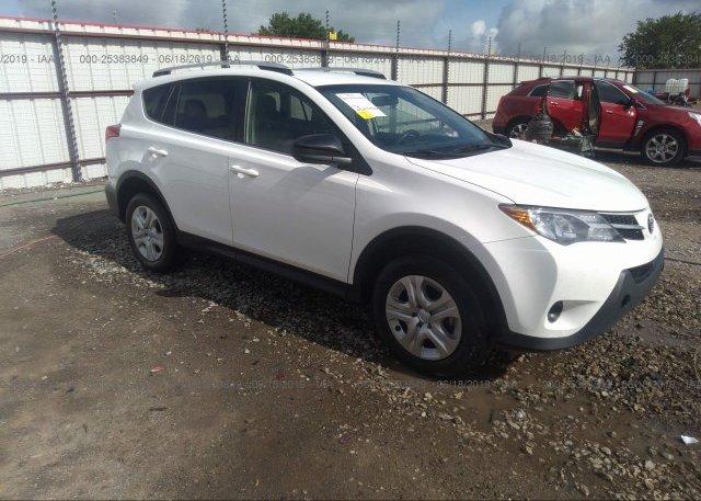 Inventory #895171396 2014 Toyota RAV4