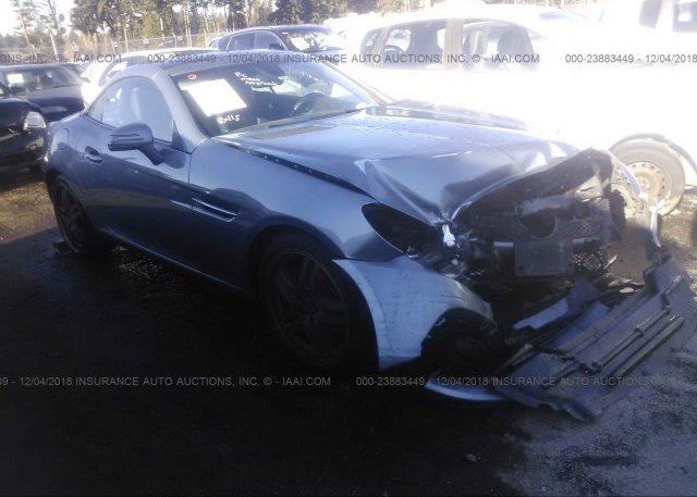 Inventory #176926436 2012 Mercedes-benz SLK