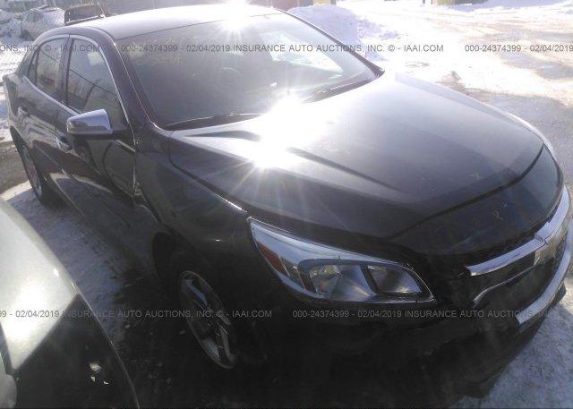 Inventory #102475195 2014 Chevrolet MALIBU