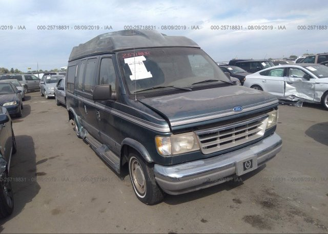 Inventory #813480365 1996 FORD ECONOLINE