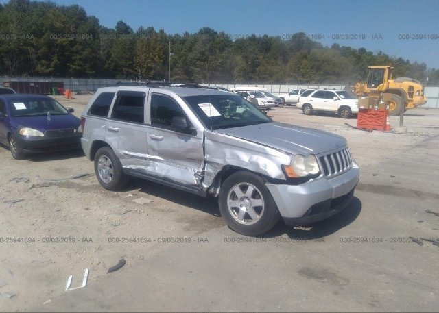 Inventory #348267858 2010 JEEP GRAND CHEROKEE