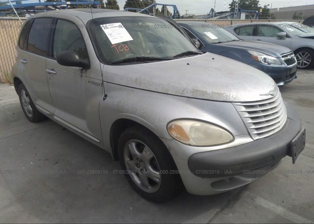 Inventory #336551405 2001 Chrysler PT CRUISER