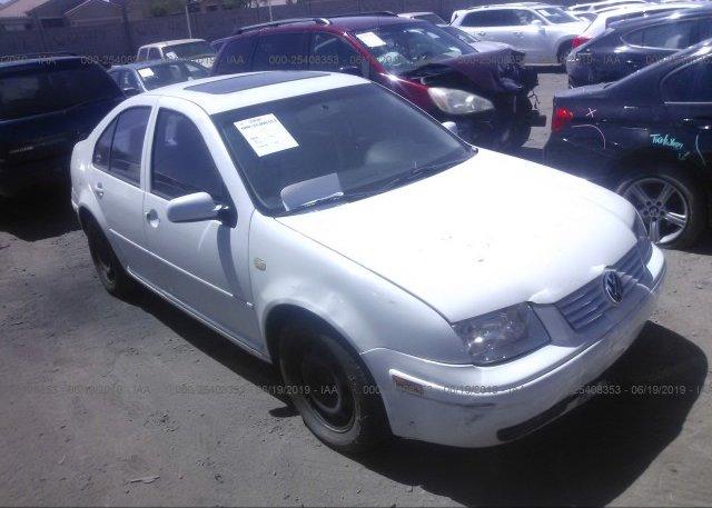 Inventory #594604910 1999 Volkswagen JETTA