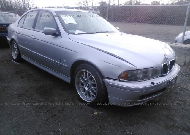 Inventory #810342134 2001 BMW 530