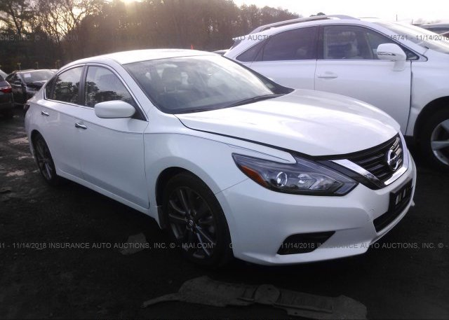 Inventory #677652424 2018 Nissan ALTIMA