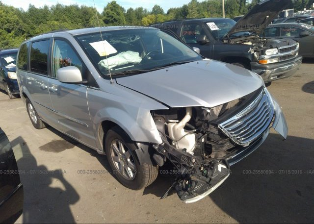 Inventory #550629346 2012 Chrysler TOWN & COUNTRY