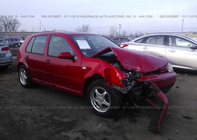 Inventory #963435845 2002 Volkswagen GOLF