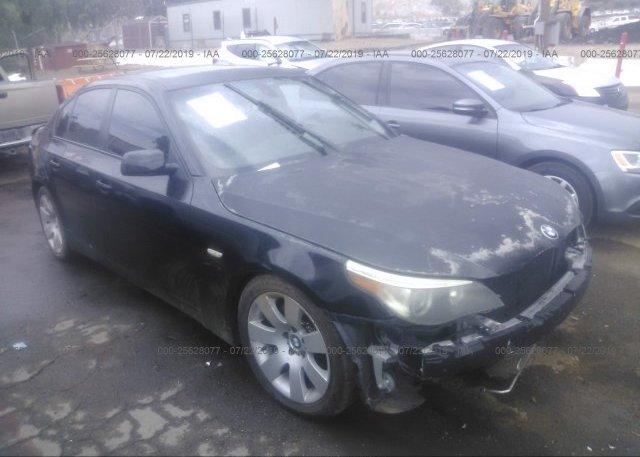 Inventory #386995374 2006 BMW 530