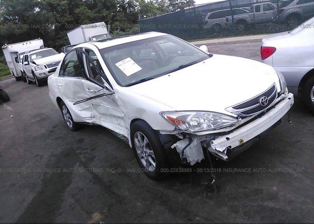 Inventory #800545748 2004 Toyota CAMRY