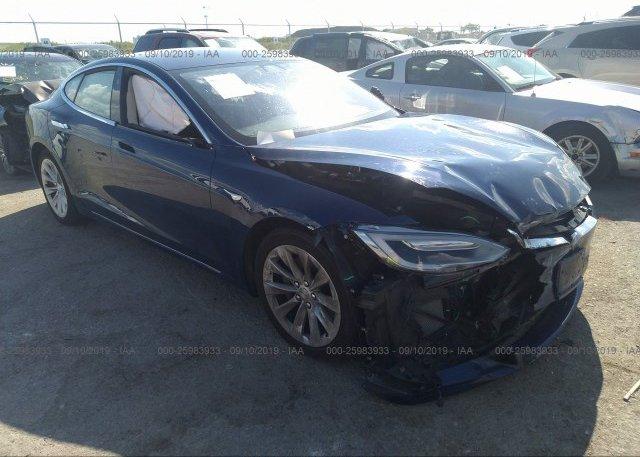 Inventory #660484047 2016 Tesla MODEL S