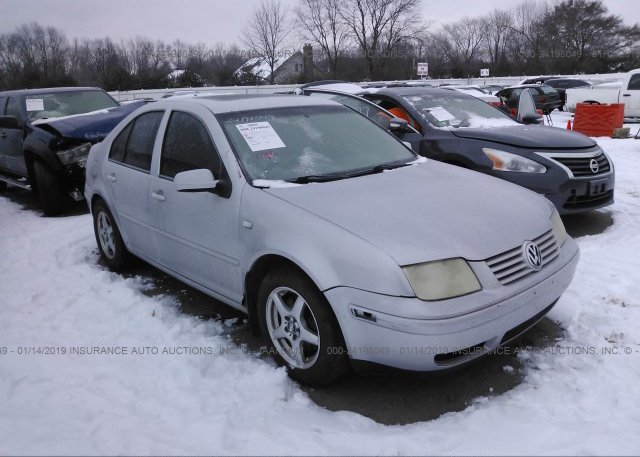 Inventory #971358804 2001 Volkswagen JETTA