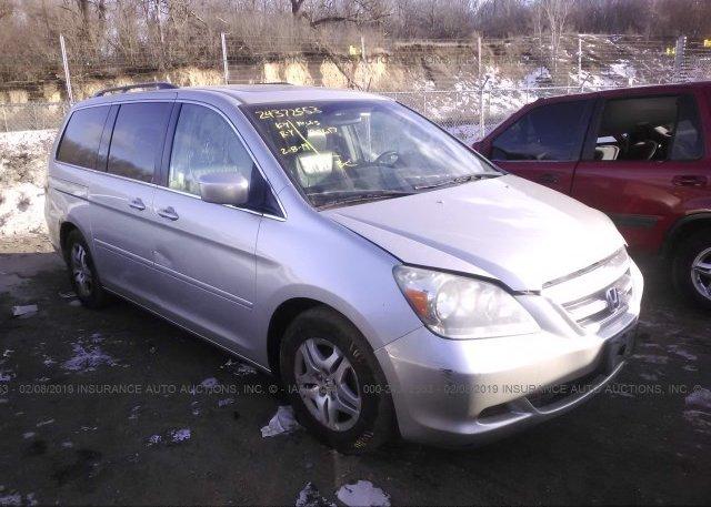 Inventory #595113711 2005 Honda ODYSSEY
