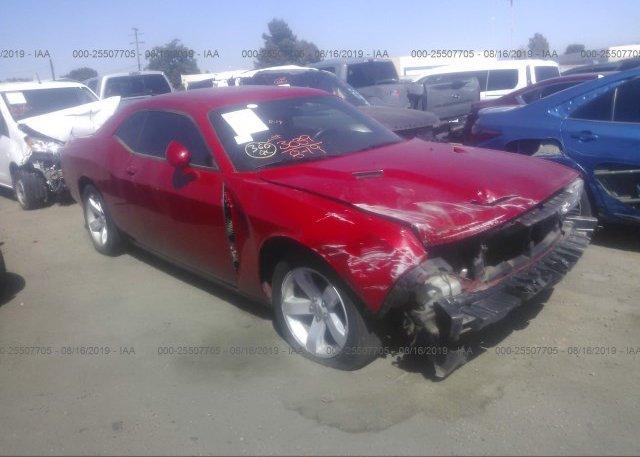 Inventory #779796125 2013 Dodge CHALLENGER