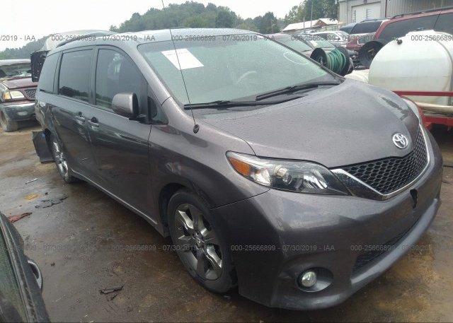 Inventory #889156371 2011 Toyota SIENNA