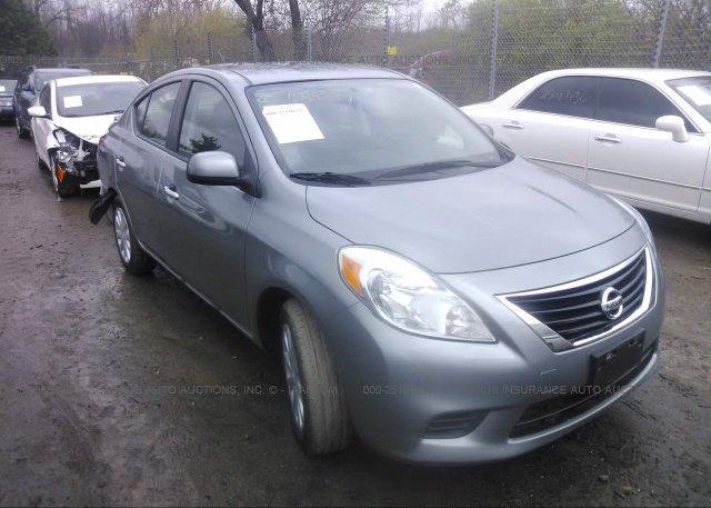 Inventory #909703402 2013 Nissan VERSA