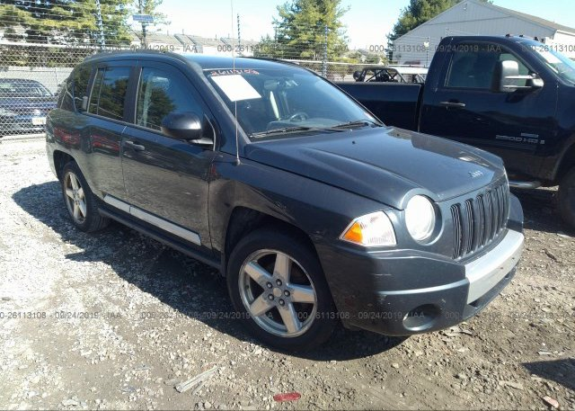 Inventory #940718744 2008 JEEP COMPASS