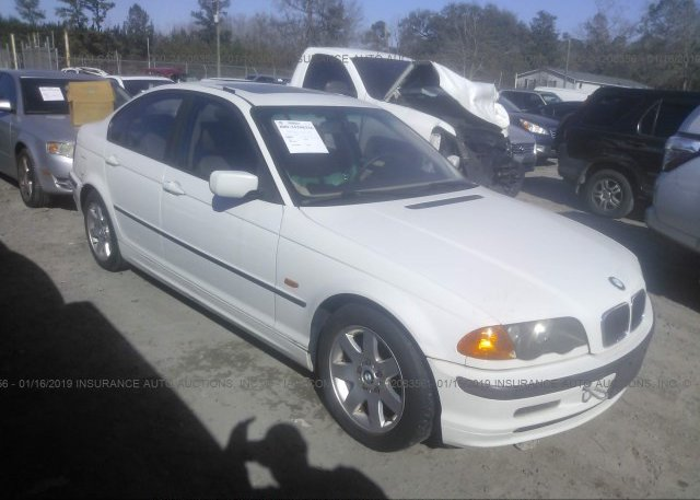Inventory #806728370 2001 BMW 325