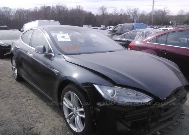Inventory #971796850 2015 Tesla MODEL S