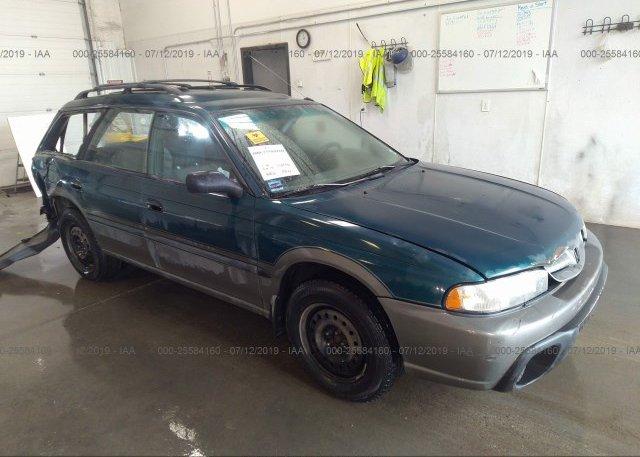 Inventory #971759304 1996 Subaru LEGACY