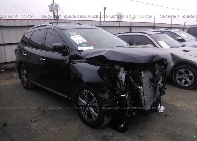 Inventory #802974636 2018 Nissan PATHFINDER