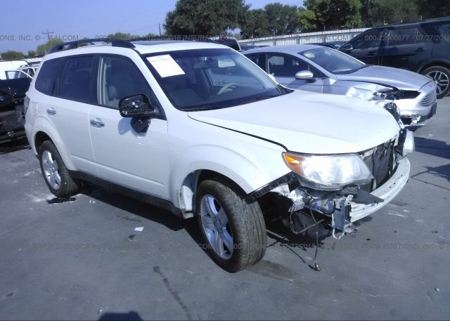 Inventory #653577475 2010 Subaru FORESTER