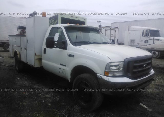 Inventory #169420762 2002 FORD F550