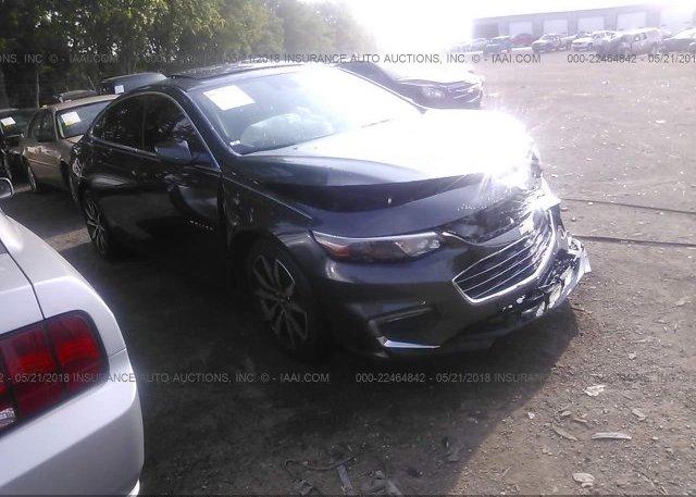 Inventory #121718668 2017 Chevrolet MALIBU