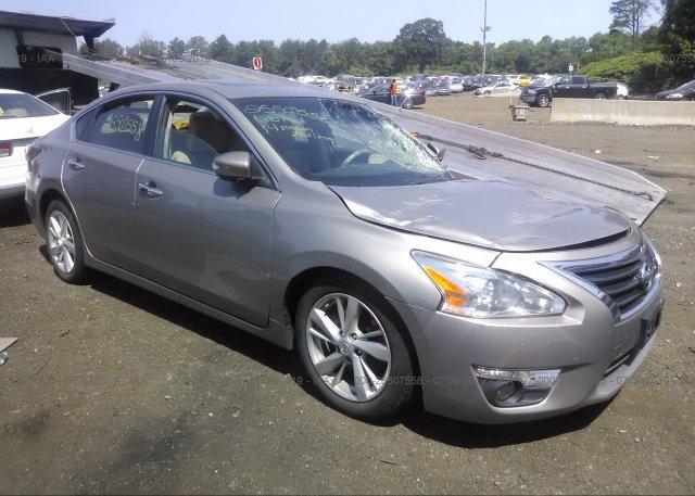 Inventory #212553173 2014 Nissan ALTIMA