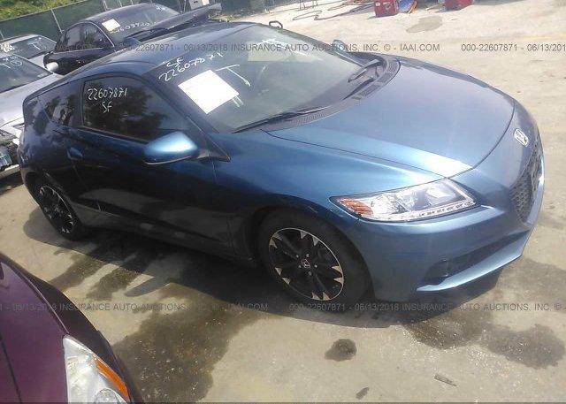 Inventory #824178085 2015 Honda CR-Z