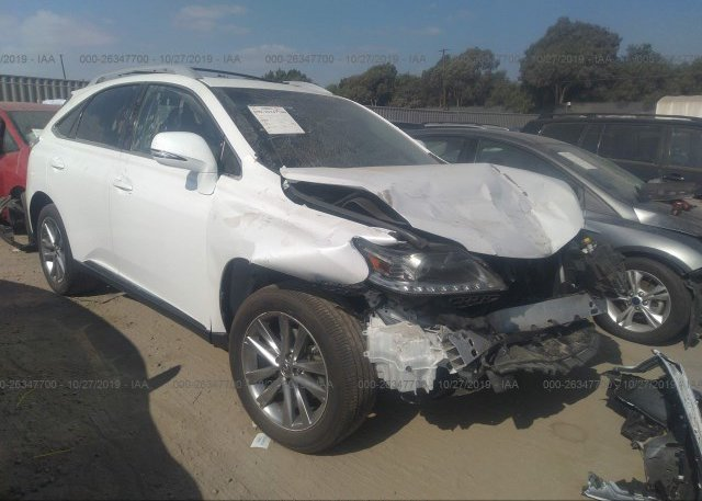 Inventory #664509943 2015 Lexus RX