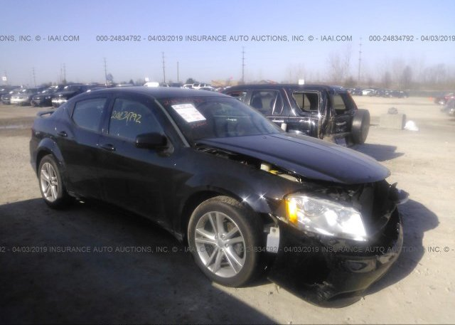 Inventory #368336887 2012 Dodge AVENGER