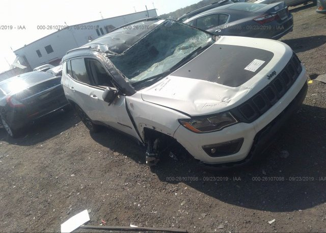 Inventory #563094224 2019 JEEP COMPASS