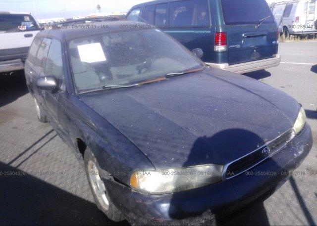 Inventory #158097036 1995 Subaru LEGACY