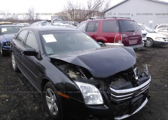 Inventory #422478561 2009 FORD FUSION