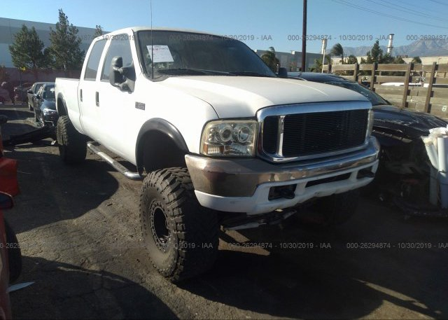Inventory #602753723 2000 FORD F350
