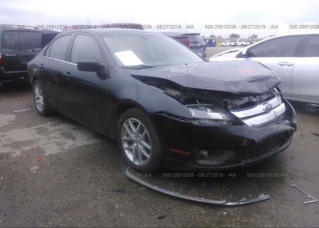 Inventory #102857733 2012 FORD FUSION