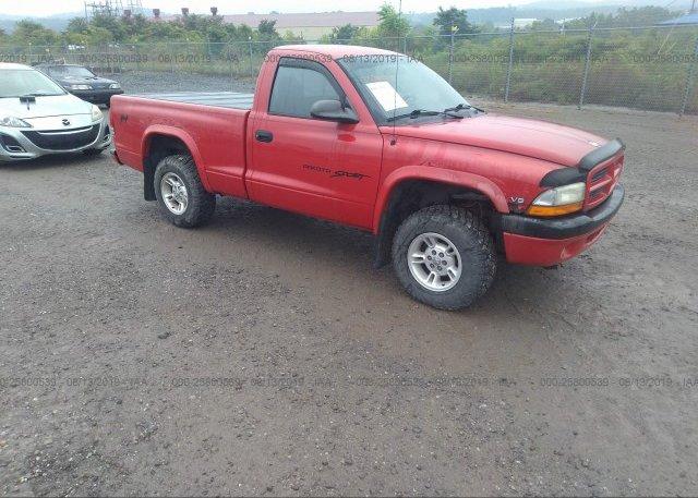 Inventory #417833262 2000 Dodge DAKOTA