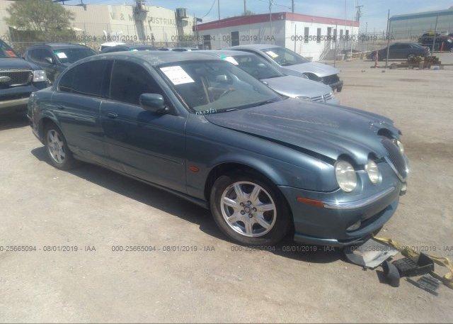Inventory #828965198 2001 Jaguar S-TYPE