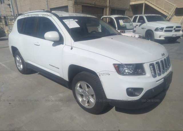 Inventory #193583039 2016 JEEP COMPASS