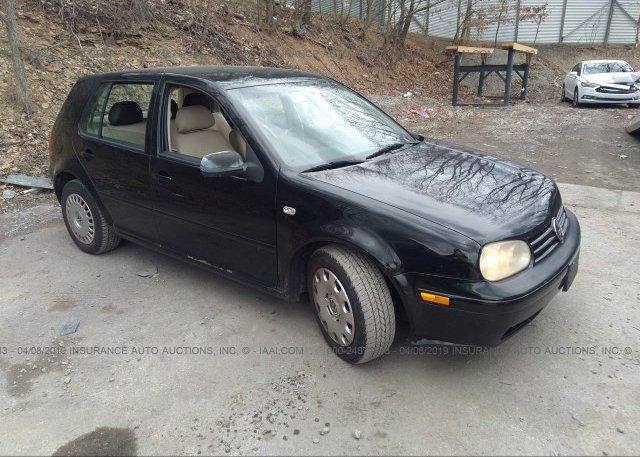 Inventory #996765215 2003 Volkswagen GOLF