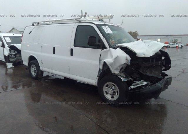 Inventory #869264777 2015 Chevrolet EXPRESS G2500