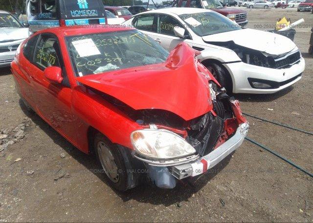 Inventory #751468793 2000 Honda INSIGHT